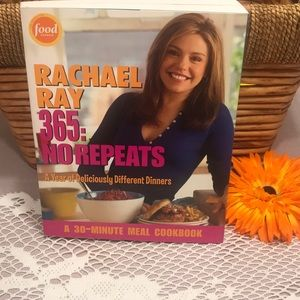 Rachael Ray Book 365 NO REPEAT - 325 pages